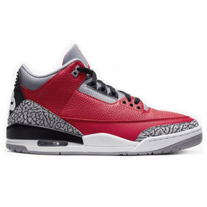 Jordan Nike Air Jordan Retro 3 Chicago All-Star 'Red Cement'