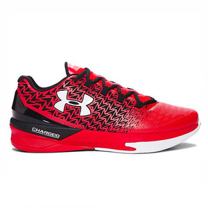 Under Armour Under Armour Clutchfit Drive 3 Low Rood Zwart