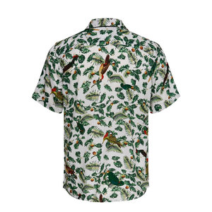 Only & Sons Only & Sons Blouse Onsallan White