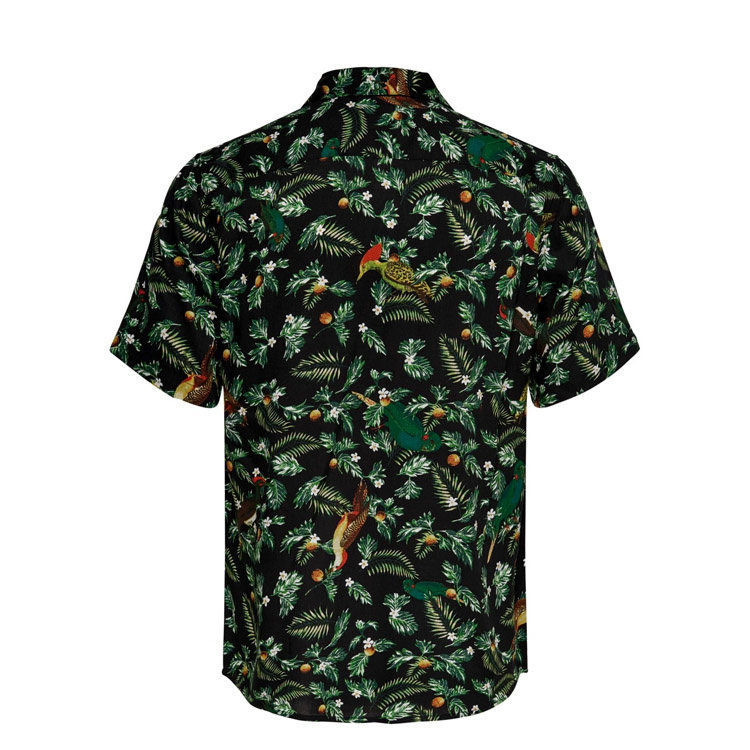 Only & Sons Only & Sons Bluse Onsallan Schwarz