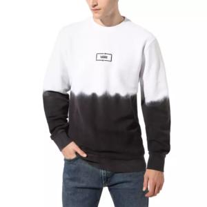 Vans Vans 2K Crew Pullover Weiß Schwarz