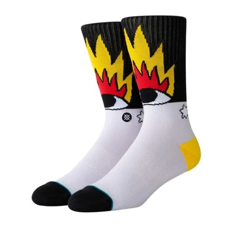 Stance Stance Fire And Eyes Classic Socks