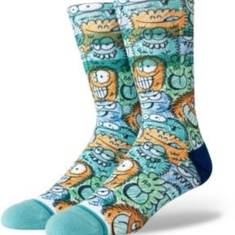 Stance Stance Kevin Lyons Crunch Socks Blau