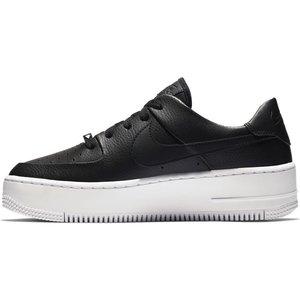 Nike Nike Air Force 1 Sage Low Black White