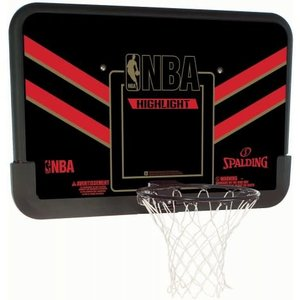 Spalding Spalding Combo Highlight NBA Basketbalbord