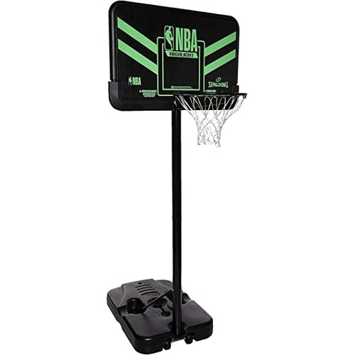 Spalding Spalding Highlight Composite Basket Verplaatsbaar