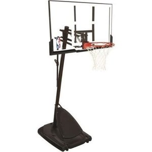 Spalding Spalding NBA Gold Basket Movable