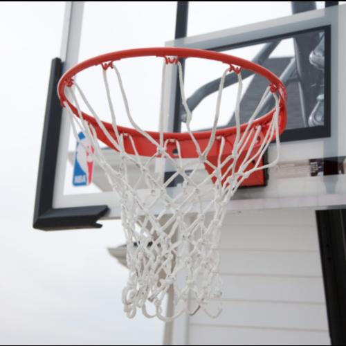 Spalding Spalding NBA Silver Basket Beweglich