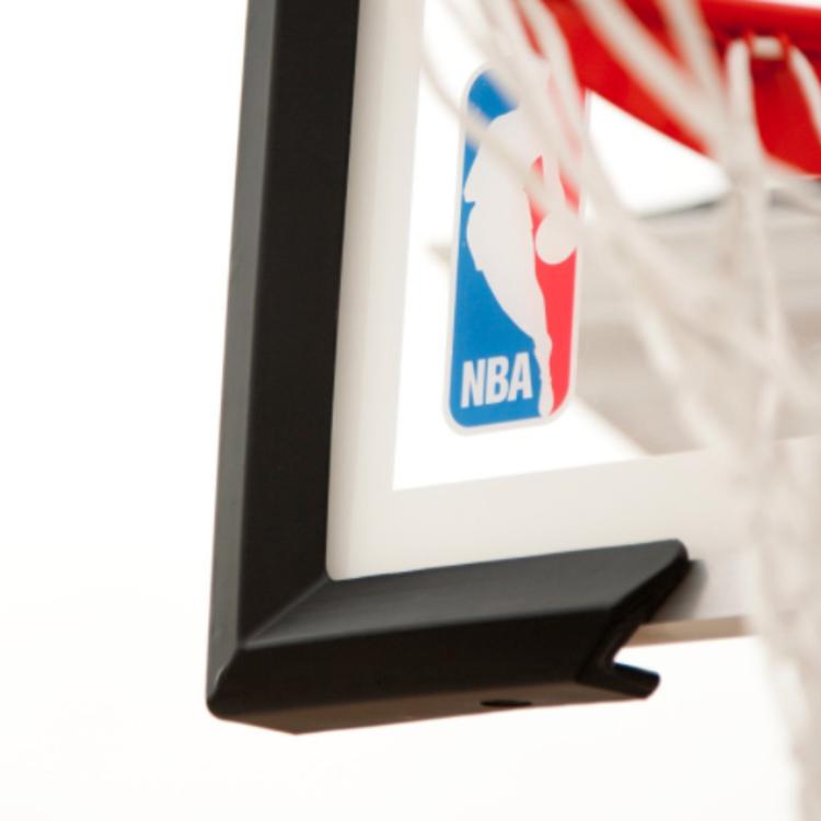 Spalding Spalding NBA Silver Basket Verplaatsbaar