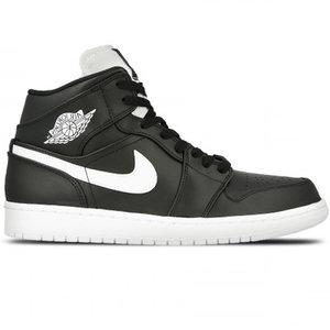 Jordan Air Jordan 1 Mid Schwarz Weiß