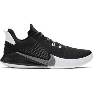 Nike Basketball Nike Mamba Fury Black Grey White