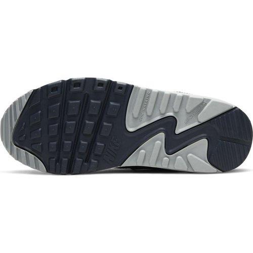 Nike Nike Air Max 90 LTR (GS) Wit Zwart Grijs