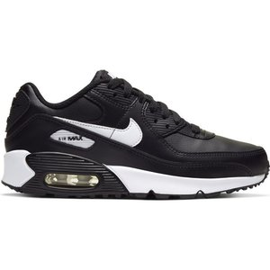 Nike Nike Air Max 90 LTR (GS) Zwart Wit