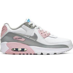 Nike Nike Air Max 90 LTR (GS) Weiß Grau Pink
