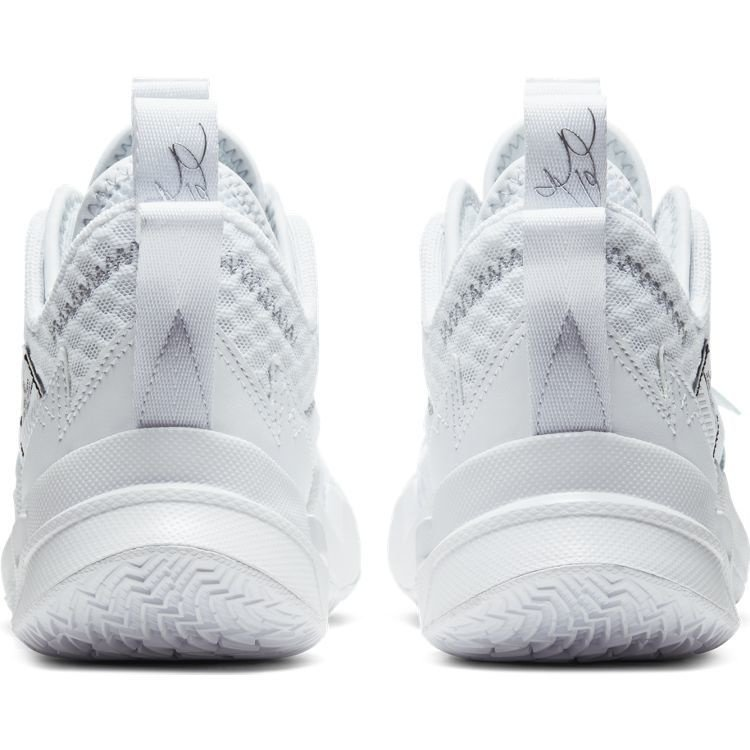 Jordan Basketball Jordan Why Not Zer0.3 (GS) White Silver