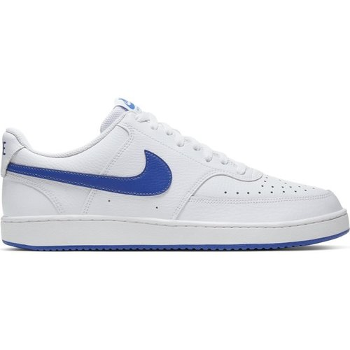 Nike Nikecourt Vision Low Wit Blauw