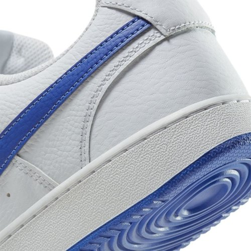 Nike Nikecourt Vision Low Wit Blauw