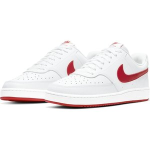Nike Nikecourt Vision Low Weiß Rot