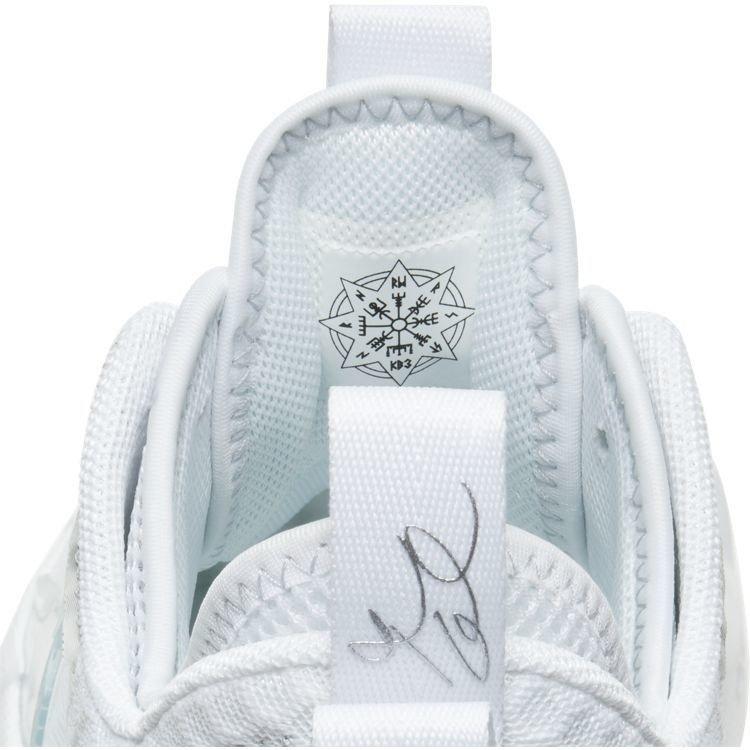 Jordan Basketball Jordan Why Not Zer0.3 Wit Zilver
