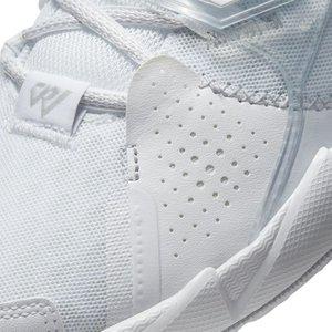 Jordan Basketball Jordan Why Not Zer0.3 White Silver