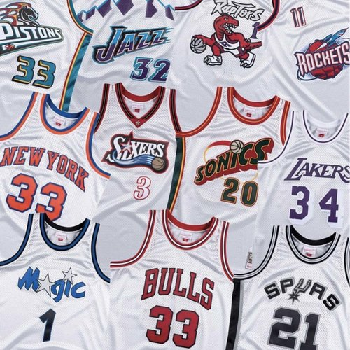 Basketbal jersey