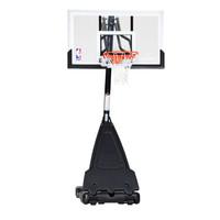 Spalding NBA Platinum Basket Beweglich