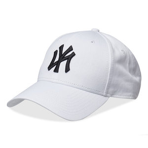 New Era New Era New York Yankees MLB 9Forty Cap Weiß Schwarz