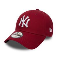 New Era New York Yankees MLB 9Forty Cap Bordeaux