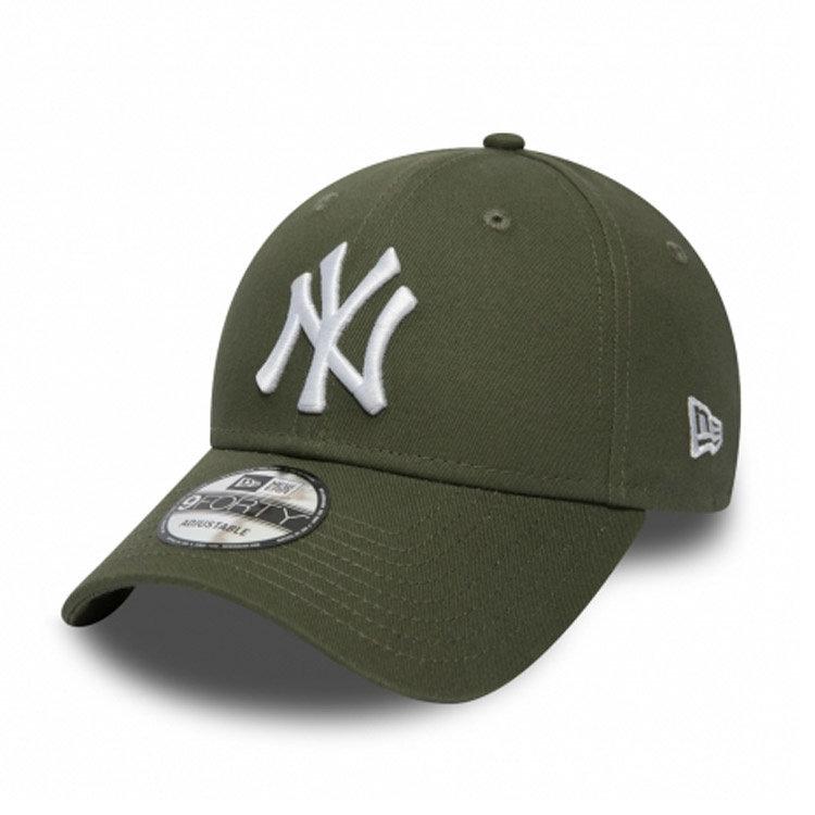 New Era New Era New York Yankees MLB 9Forty Cap Grün