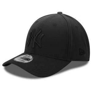 New Era New Era New York Yankees MLB 9Forty Cap Black Black