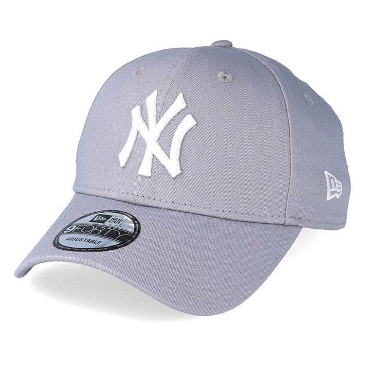 New Era New Era New York Yankees MLB 9Forty Cap Grau