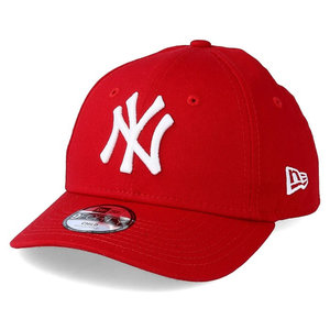 New Era New Era New York Yankees MLB 9Forty Youth Cap Rot