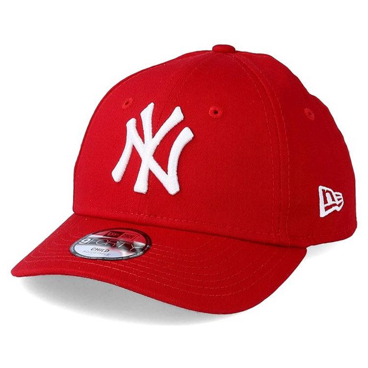 New Era New Era New York Yankees MLB 9Forty Youth Cap Rot