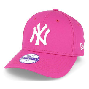 New Era New Era New York Yankees MLB 9Forty Youth Cap Pink