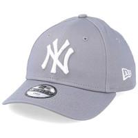 New Era New York Yankees MLB 9Forty Youth Cap Grau