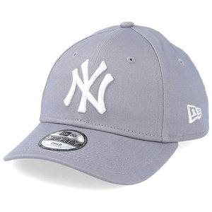 New Era New Era New York Yankees MLB 9Forty  Jeunes  Cap Gris