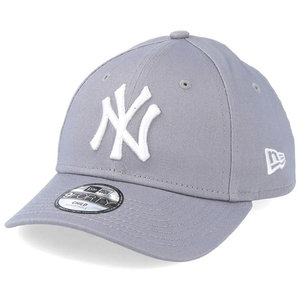 New Era New Era New York Yankees MLB 9Forty Youth Cap Grijs