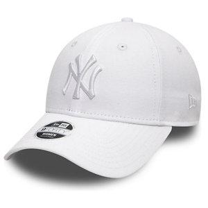 New Era New Era New York Yankees MLB 9Forty Cap Femme Blanc
