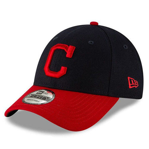 New Era New Era Cleveland Indians MLB 9Forty Cap
