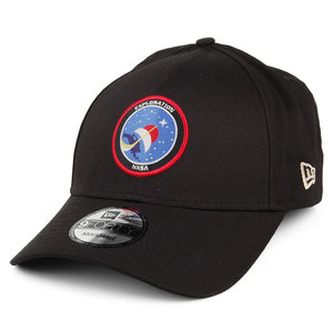 New Era New Era 9Forty ISA NASA Exploration Cap Schwarz