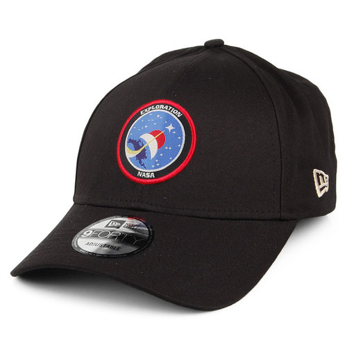 New Era New Era 9Forty ISA NASA Exploration Cap Black