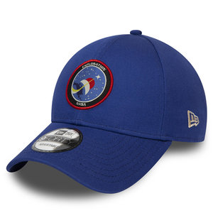New Era New Era 9Forty ISA NASA Exploration Cap Blau