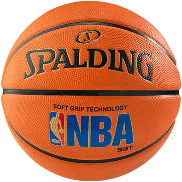 Spalding Spalding NBA Logoman Soft Grip Basketball (7)