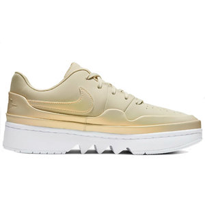 Jordan Nike Air Jordan 1 Jester Gold Yellow