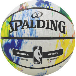 Spalding Spalding NBA Marble In/Outdoor Basketbal (7)