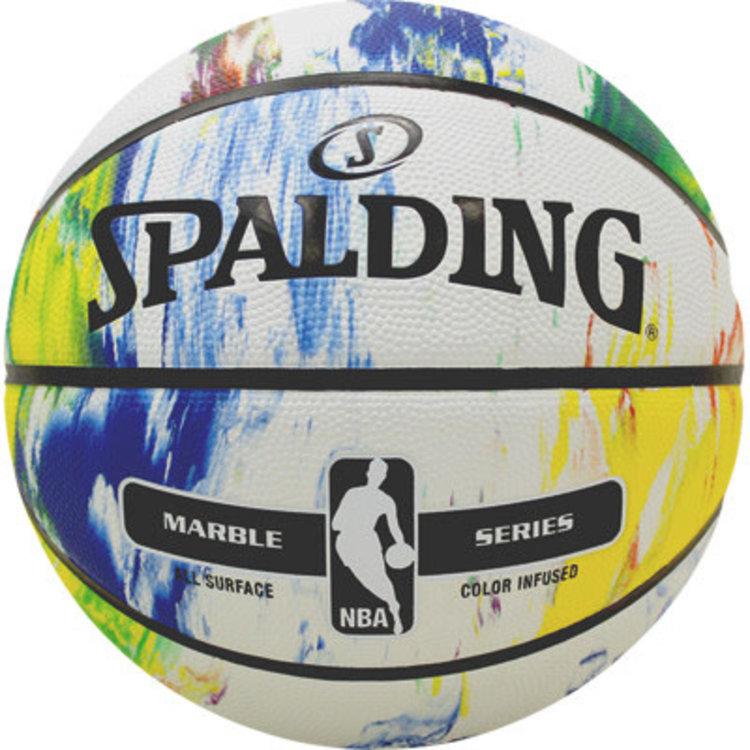 Spalding Spalding NBA Marble In/Outdoor Basketball (7)