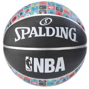 Spalding Spalding NBA Logo Icons Basketbal (7)