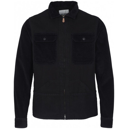 Just Junkies Just Junkies Zigmund Jacket Black