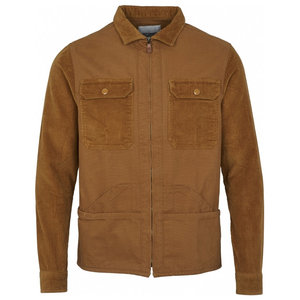 Just Junkies Just Junkies Zigmund Jacket Camel
