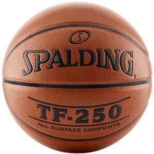Spalding Ballon de basket intérieur / extérieur Spalding TF-250 (5)